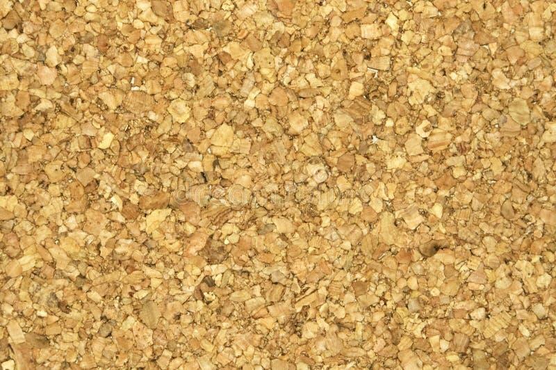 Cork texture royalty free stock image