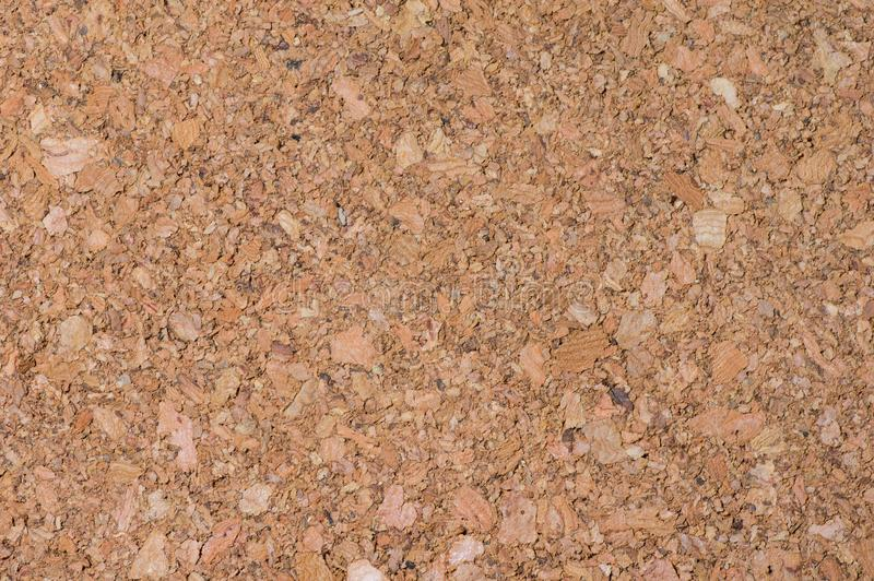 Cork texture background. A brown cork texture background stock photography