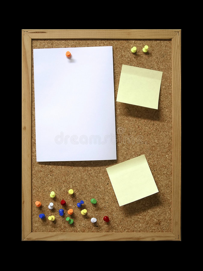 Free Corkboard Stock Images - 1349654