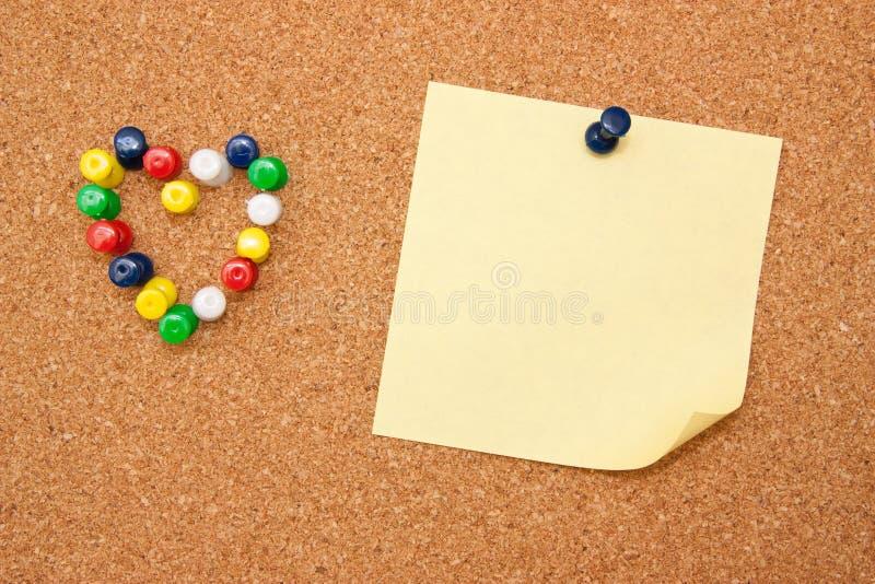 Download Corkboard stock photo. Image of copy, instant, cork, board - 14410460