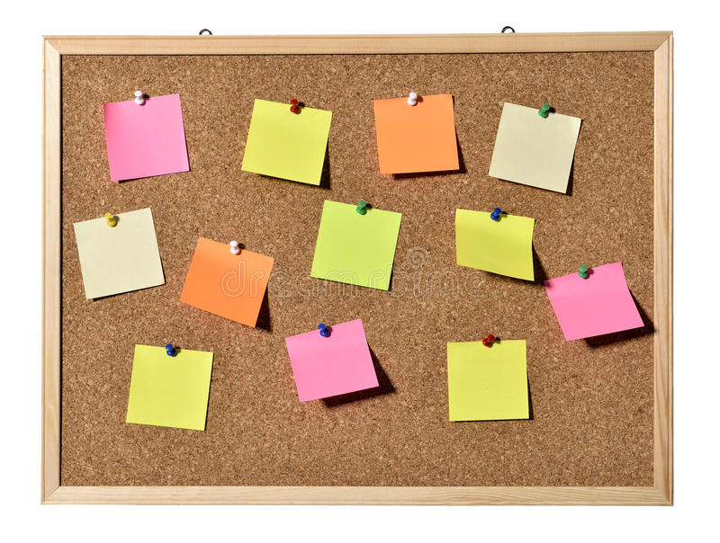 Download Corkboard stock photo. Image of advise, background, communication - 36903478