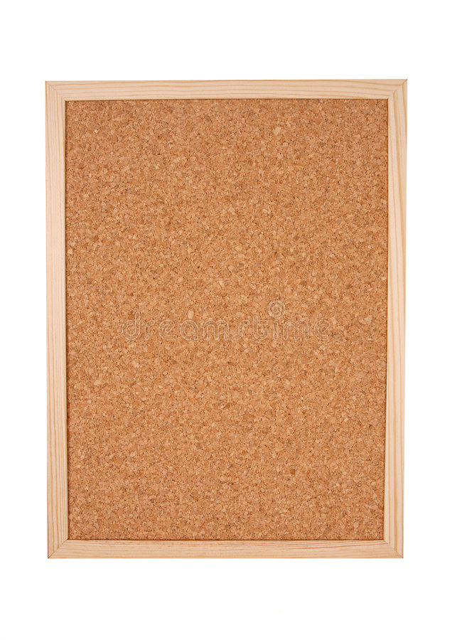 Free Corkboard With Path Royalty Free Stock Photos - 3212828
