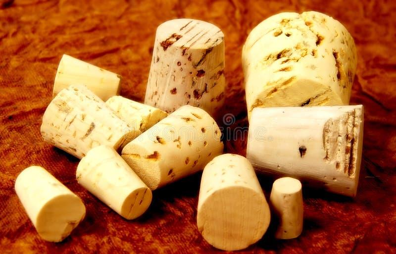 corks различное стоковое фото rf