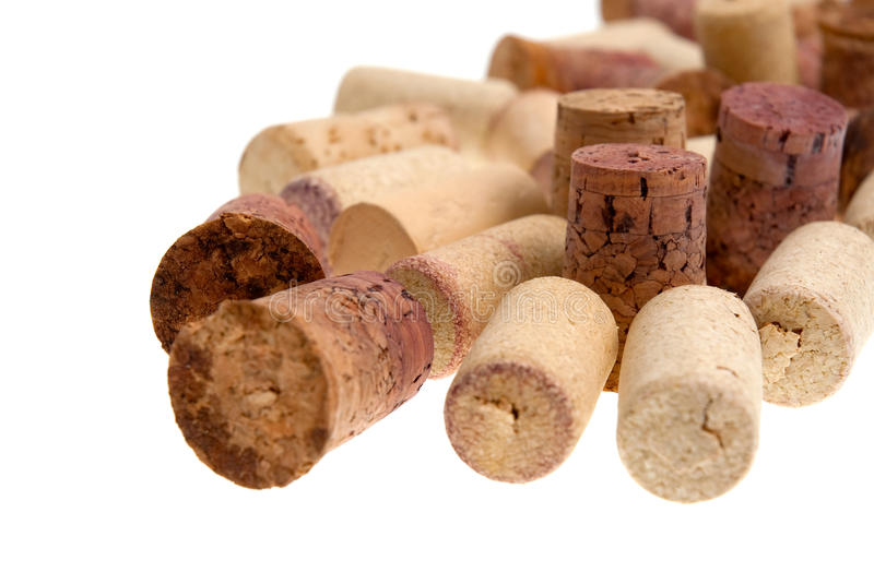 Download Corks from bottles guilt stock image. Image of sealing - 16075257