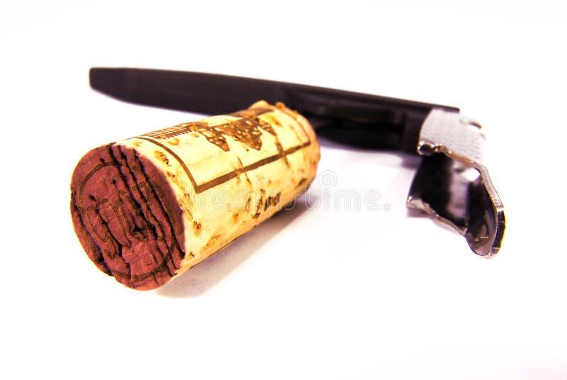 Download Corkscrew imagem de stock. Imagem de macro, aberto, culinary - 10051301