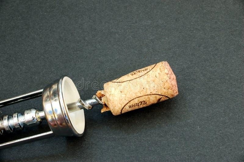 Corkscrew #4 royalty free stock photo