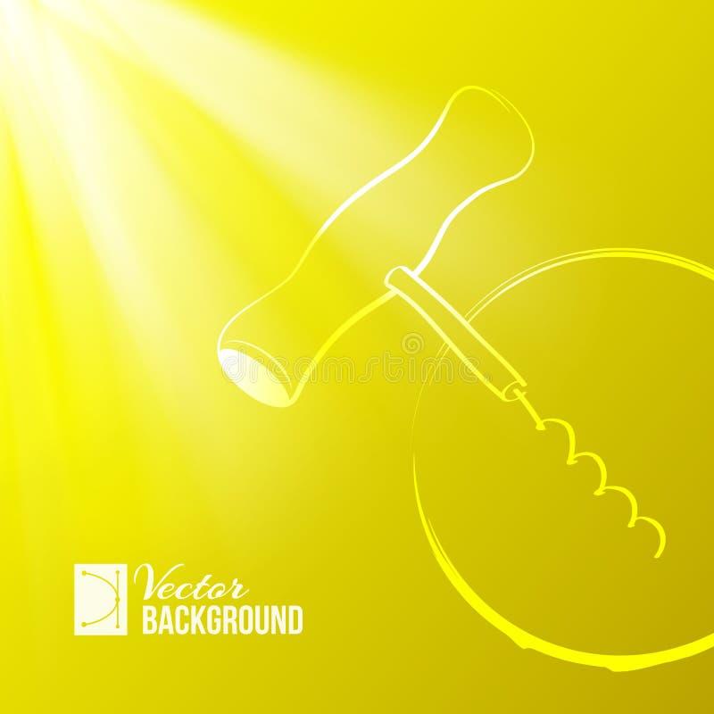 Download Corkscrew stock image. Image of corkscrew, party, restaurant - 31041943