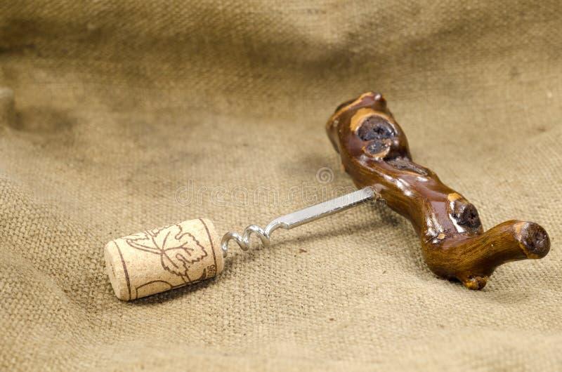 corkscreww 库存图片