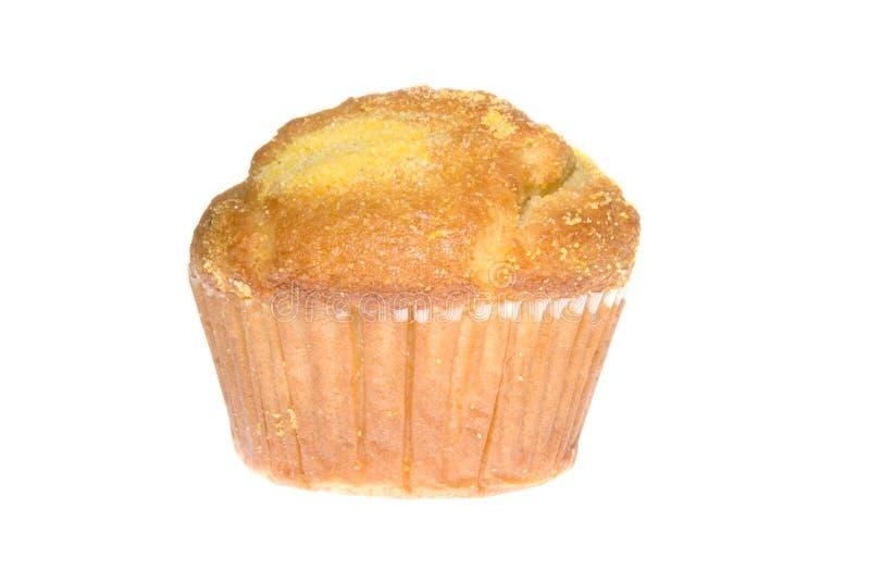 Corn Bread Muffin Stock Photo