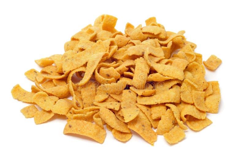 Corn chipe stockbild
