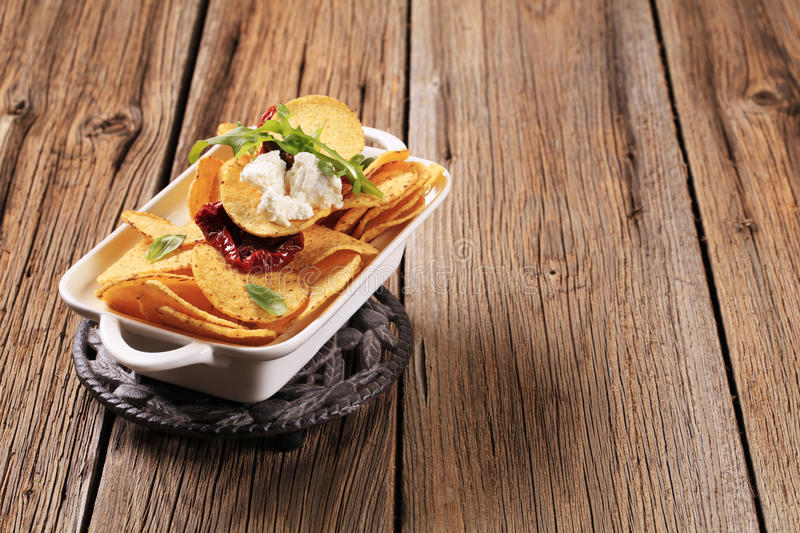 Download Corn chips stock photo. Image of chips, cast, cheese - 18543496