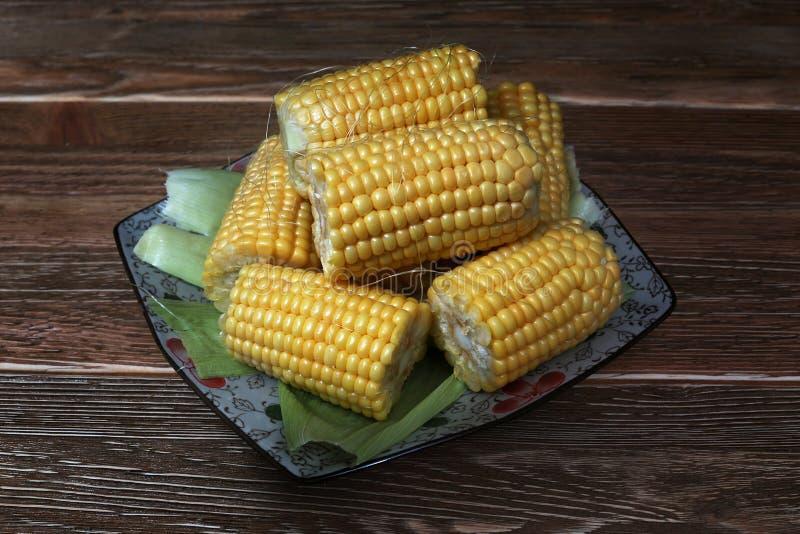 Corn On The Cob Royalty Free Stock Photo