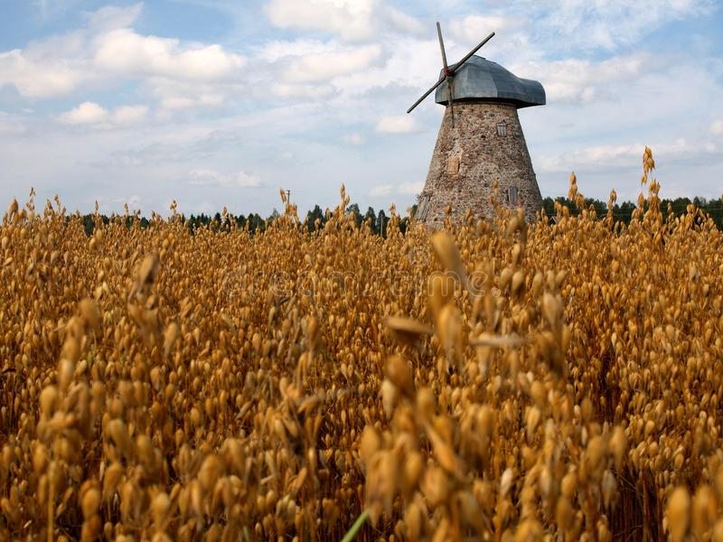 Corn Mill Stock Images - Download 3,609 Royalty Free Photos