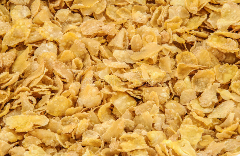 Corn-Flakes stockfotos