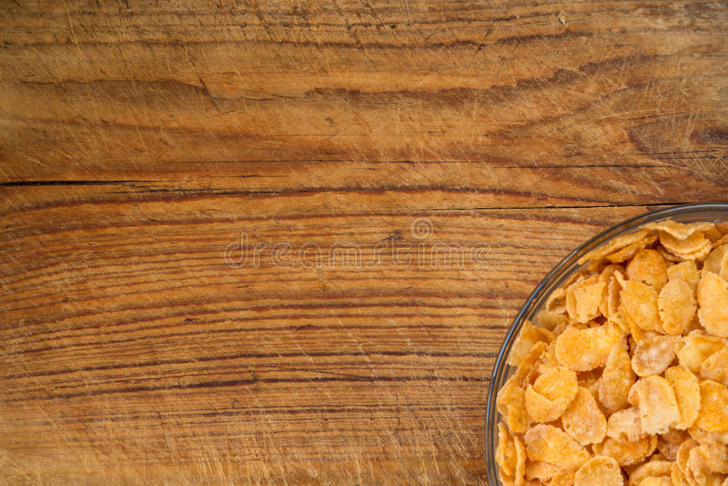 corn-flakes stockbild