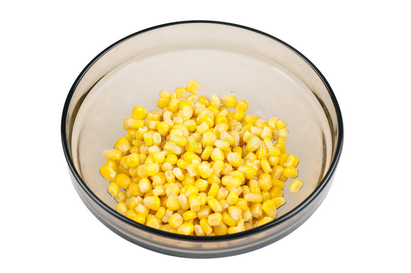 Download Corn kernels in bowl stock photo. Image of vegetable - 16383578