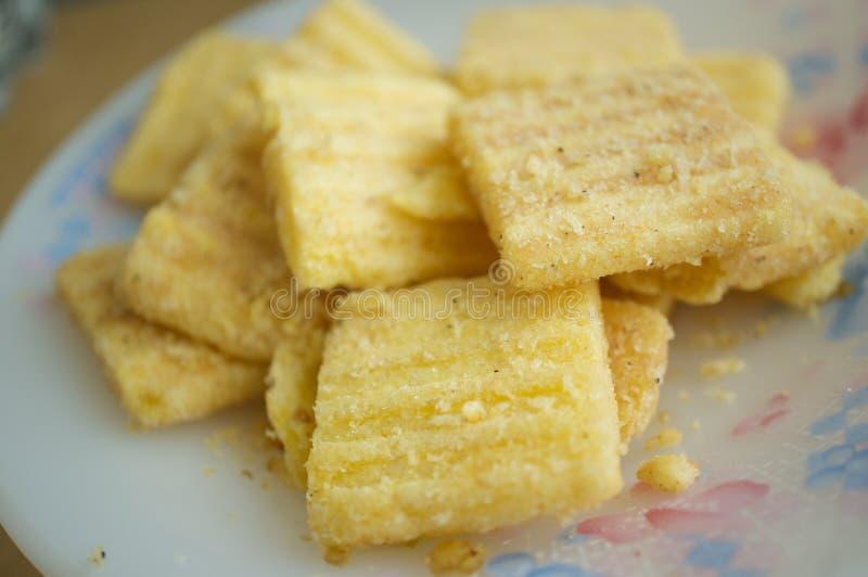 Corn Snack stock image