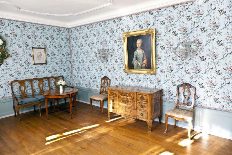 Cornelia Goethes Raum Im Goethe Haus In Frankfurt Am Main