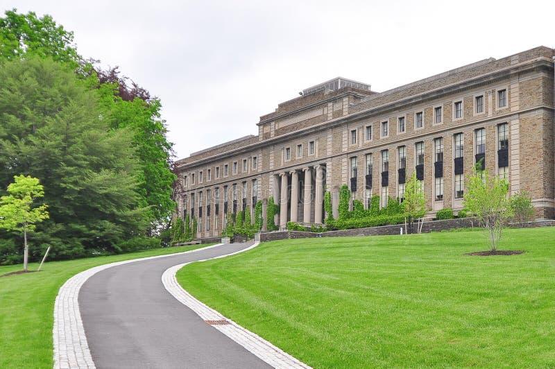 Cornell Campus-de bouw royalty-vrije stock foto