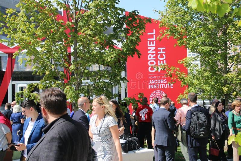 Cornell Tech imagens de stock royalty free