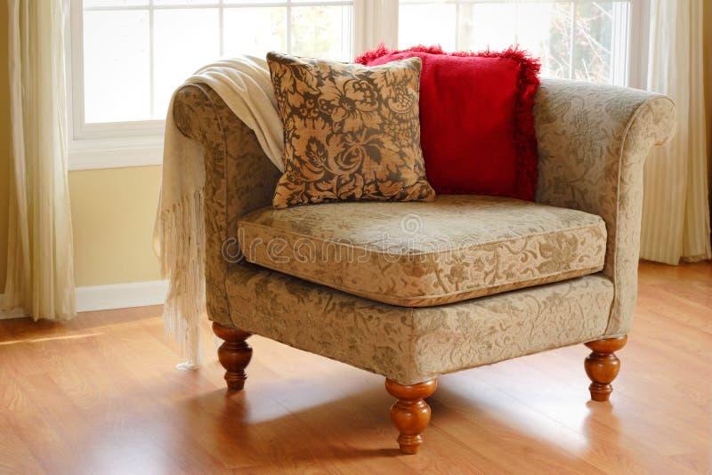 Corner Chair royalty free stock photo