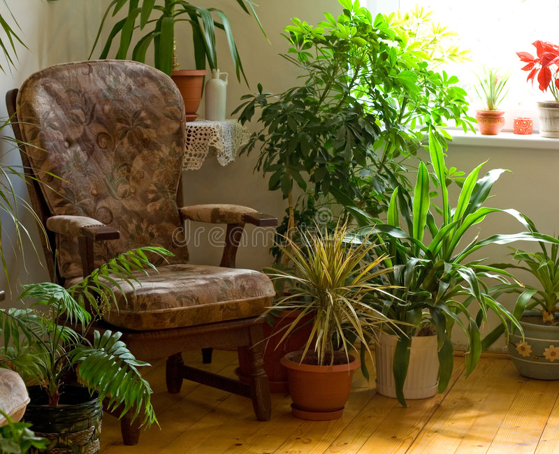 corner cozy home στοκ εικόνες