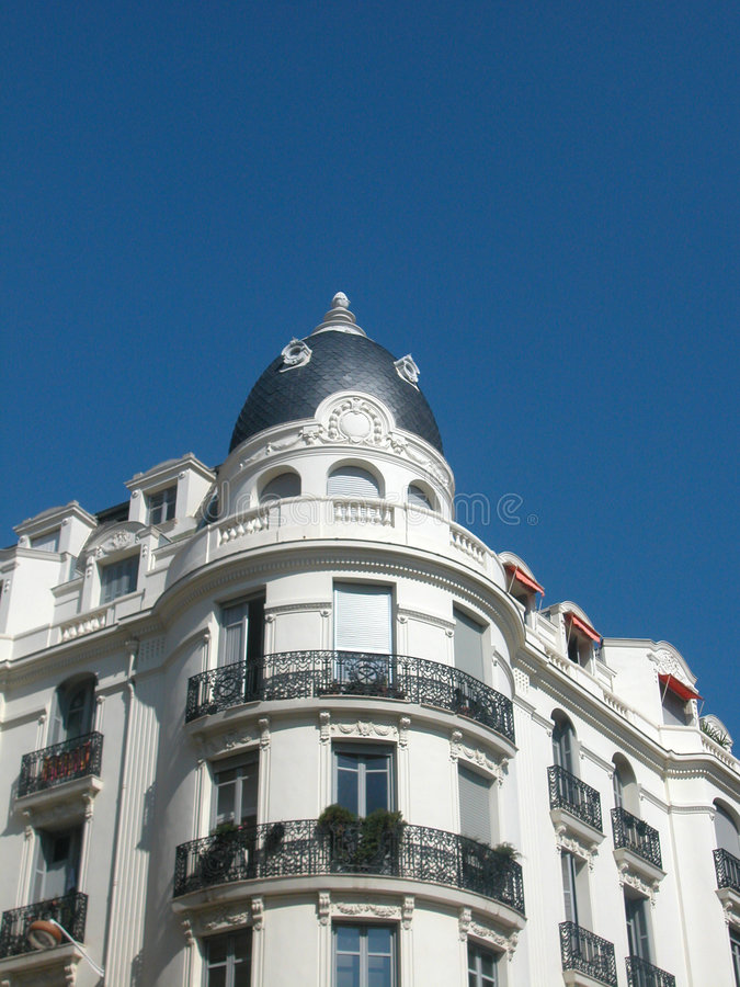 Download Corner Of French Villa Royalty Free Stock Photos - Image: 2310398
