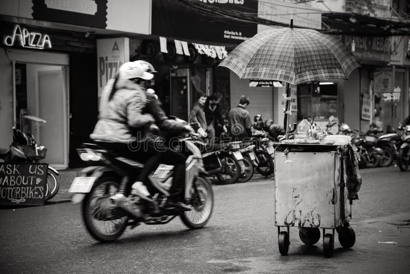 Download A Corner of Hanoi editorial stock image. Image of vietnam - 39632154