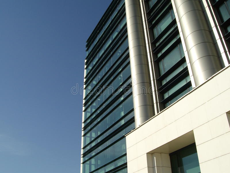 Download Modern building stock image. Image of perspective, structure - 30013073