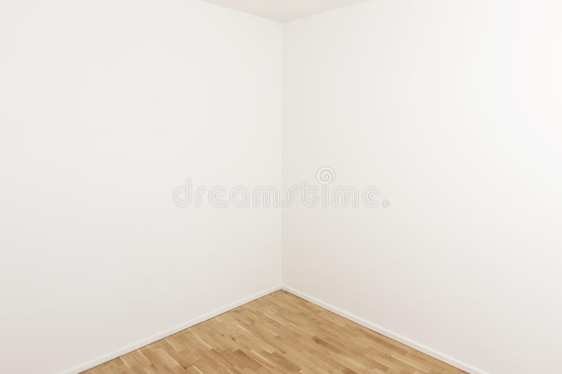 Corner of a room royalty free stock images