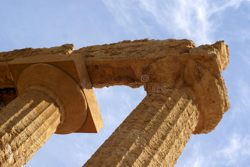 Download Corner Of Temple Royalty Free Stock Images - Image: 9679179