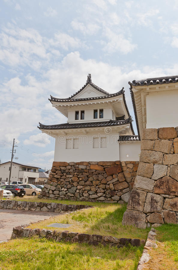 Free Corner Turret Of Tanabe Castle In Maizuru, Japan Royalty Free Stock Photo - 79870415