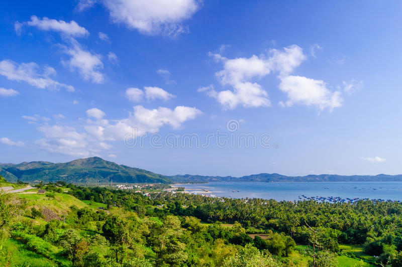 A Corner Of The Xuan Dai Bay Stock Photos