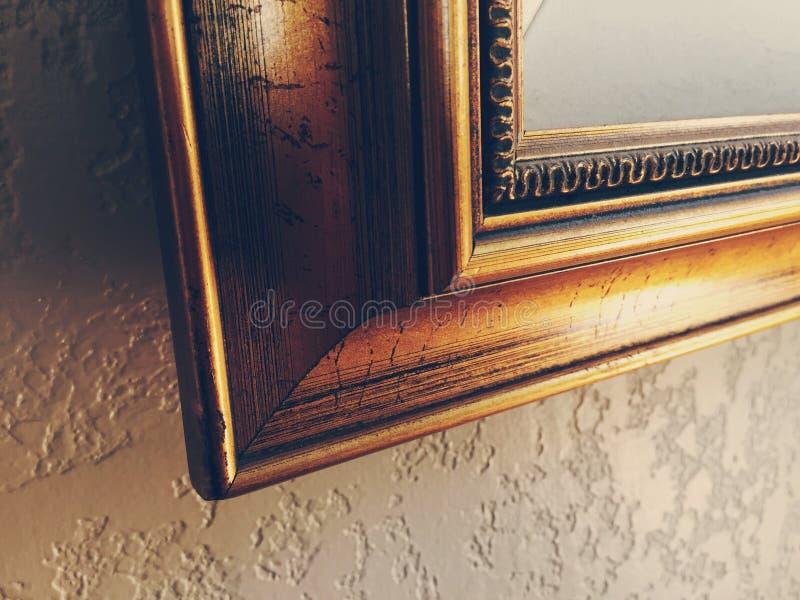 cornered stock afbeelding