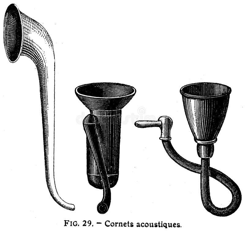 Cornets Acoustiques Free Public Domain Cc0 Image