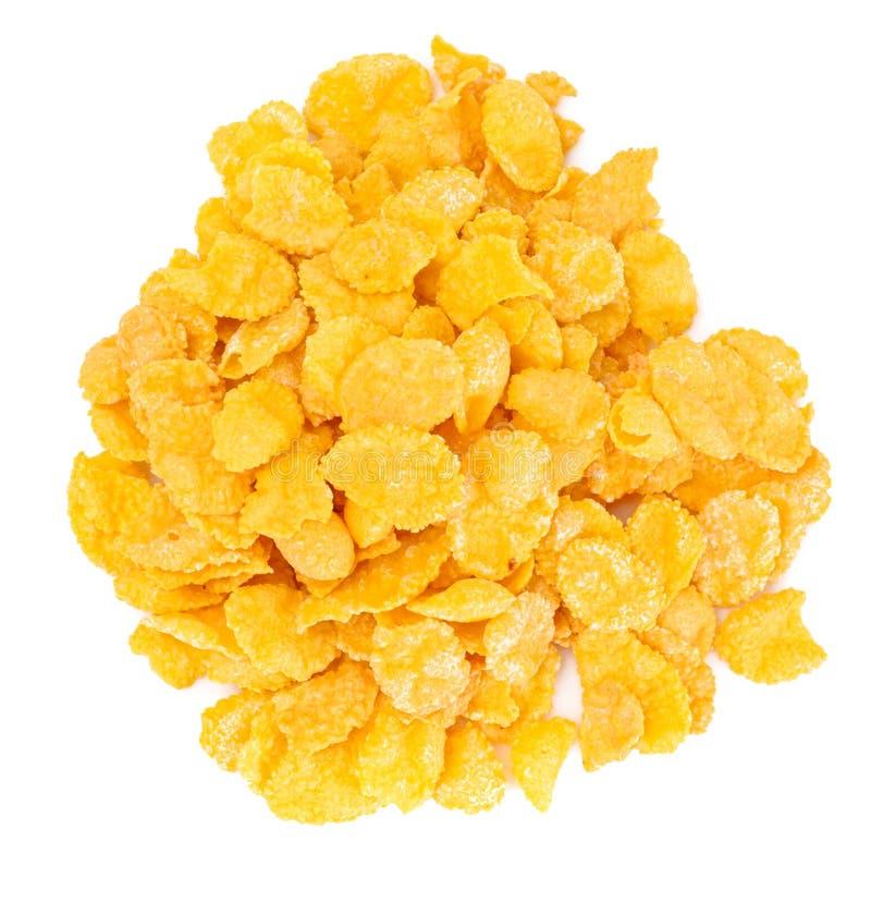 cornflakes завтрак здоровый стоковые изображения rf