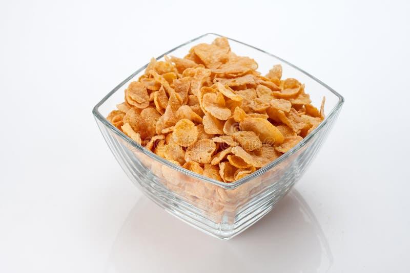 cornflakes шара стоковое изображение rf