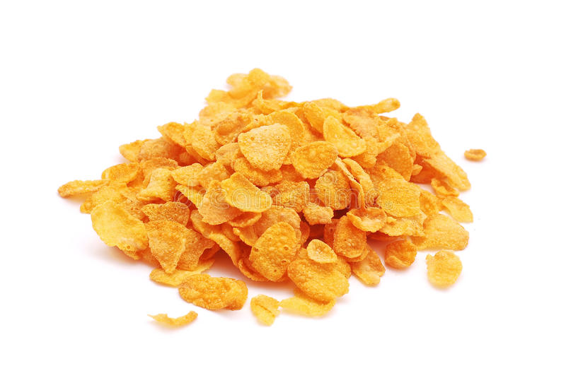 Cornflakes royalty free stock images