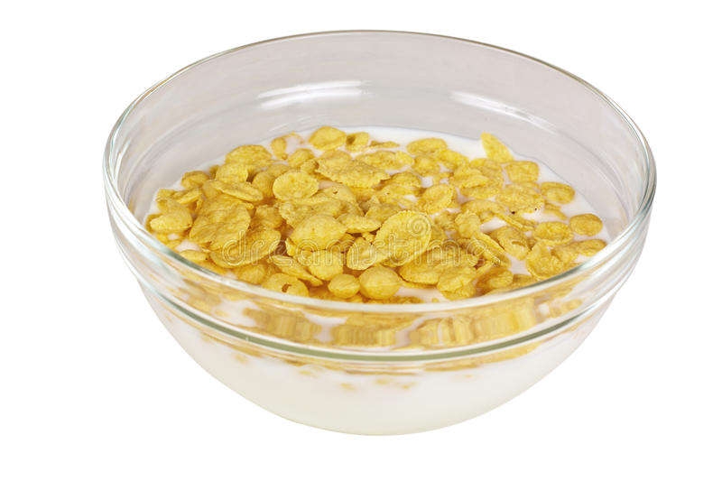 Download Cornflakes stock photo. Image of flake, ingredient, cereal - 23857536