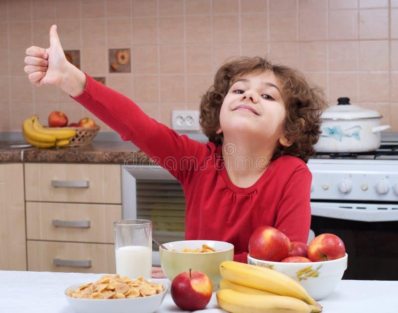 Cornflakes photo libre de droits