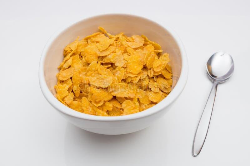 cornflakes obrazy stock