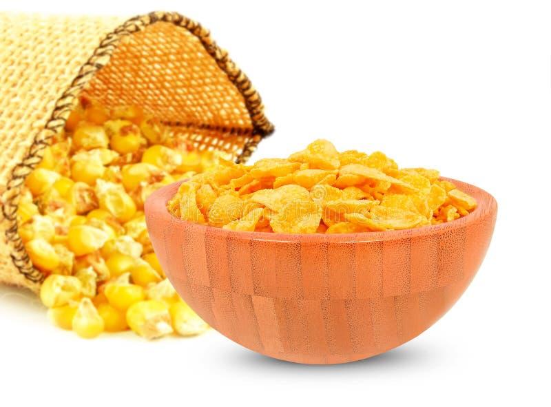 cornflakes stock fotografie
