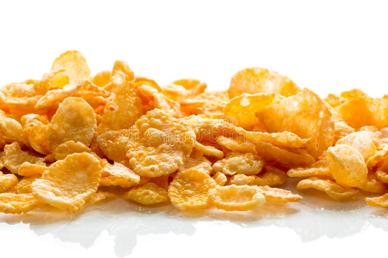 cornflakes photographie stock