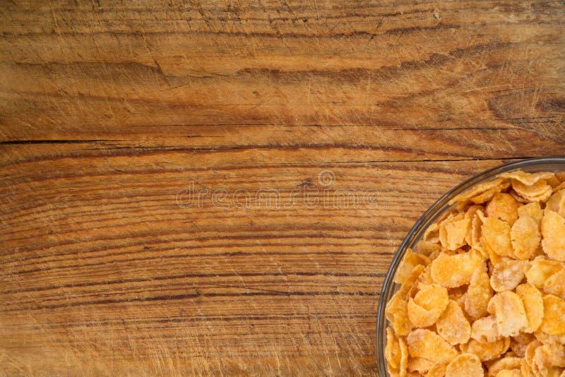 cornflakes стоковое изображение