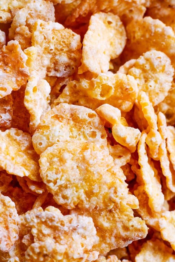 cornflakes crunchy стоковая фотография rf