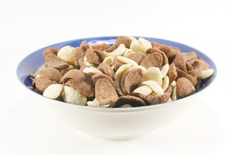 Cornflakes de céréale de petit déjeuner image libre de droits