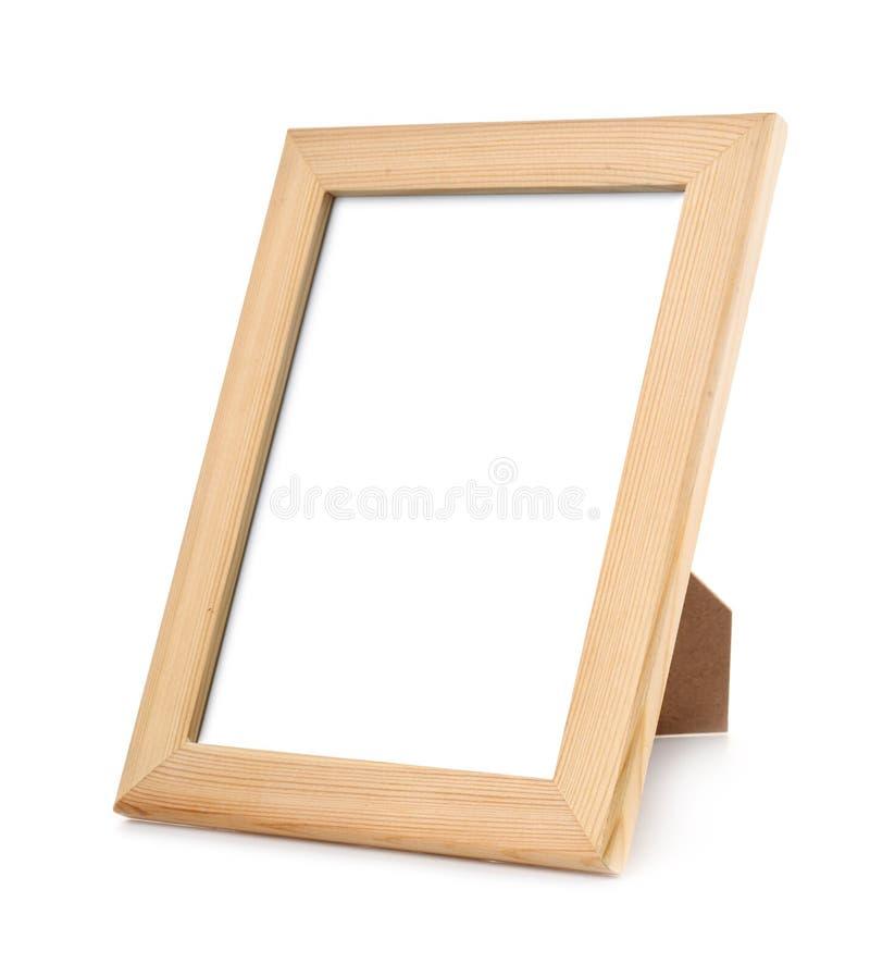 Sedia di legno non dipinta fotografia stock. Immagine di