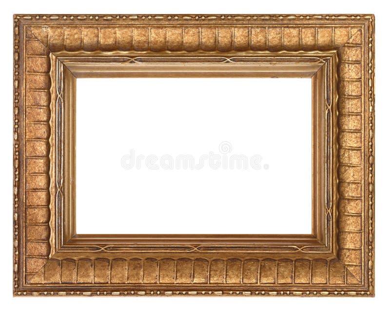 Cornice di rettangolo fotografie stock