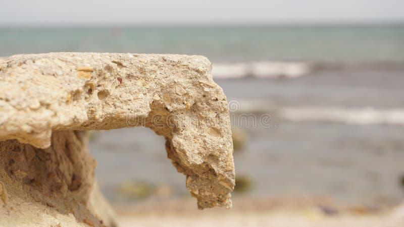 Corniche superficielle par les agents images libres de droits