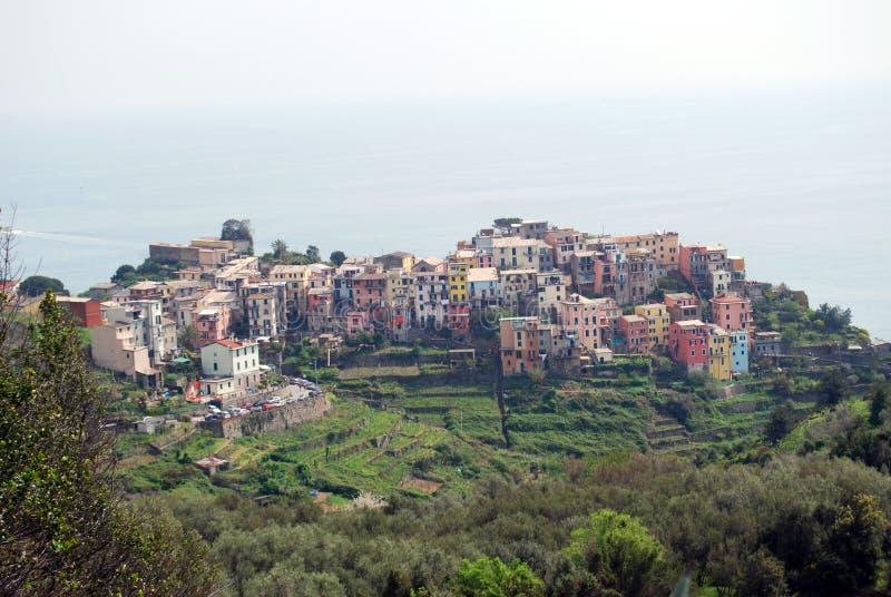Corniglia - Cinque Terre image stock